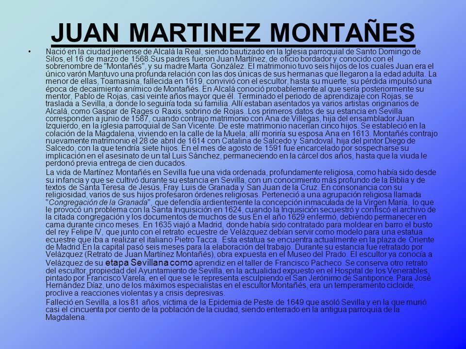 JUAN MARTINEZ MONTAÑES