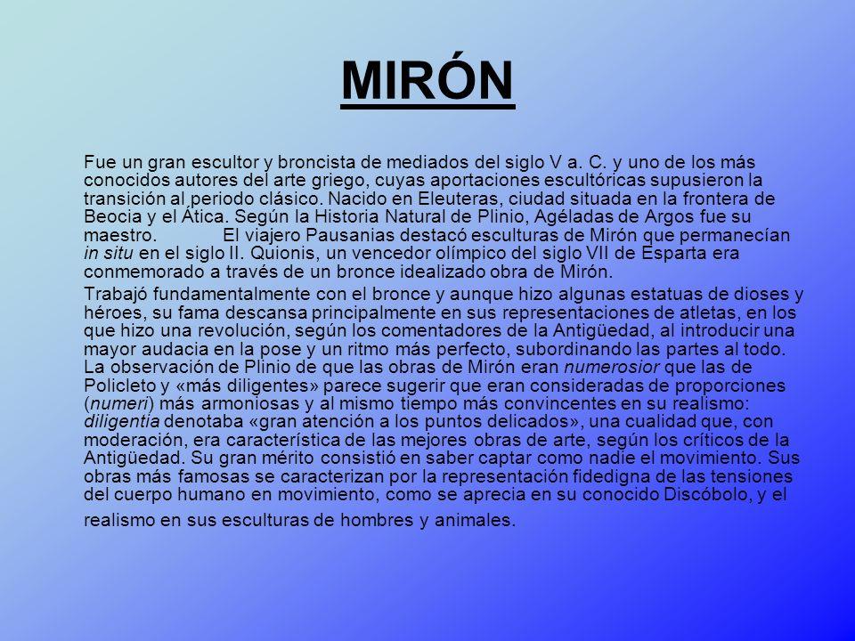 MIRÓN