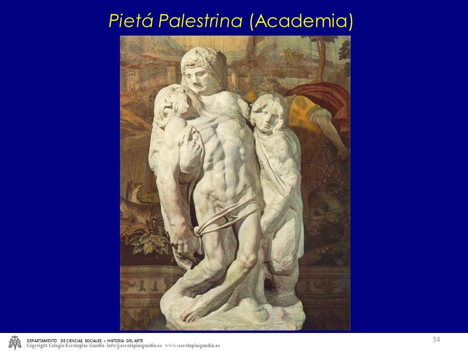 Pietá Palestrina (Academia)