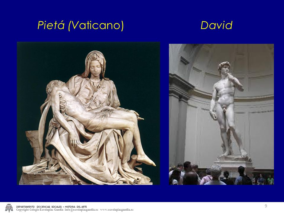 Pietá (Vaticano) David