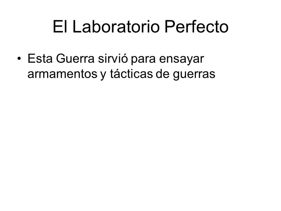 El Laboratorio Perfecto