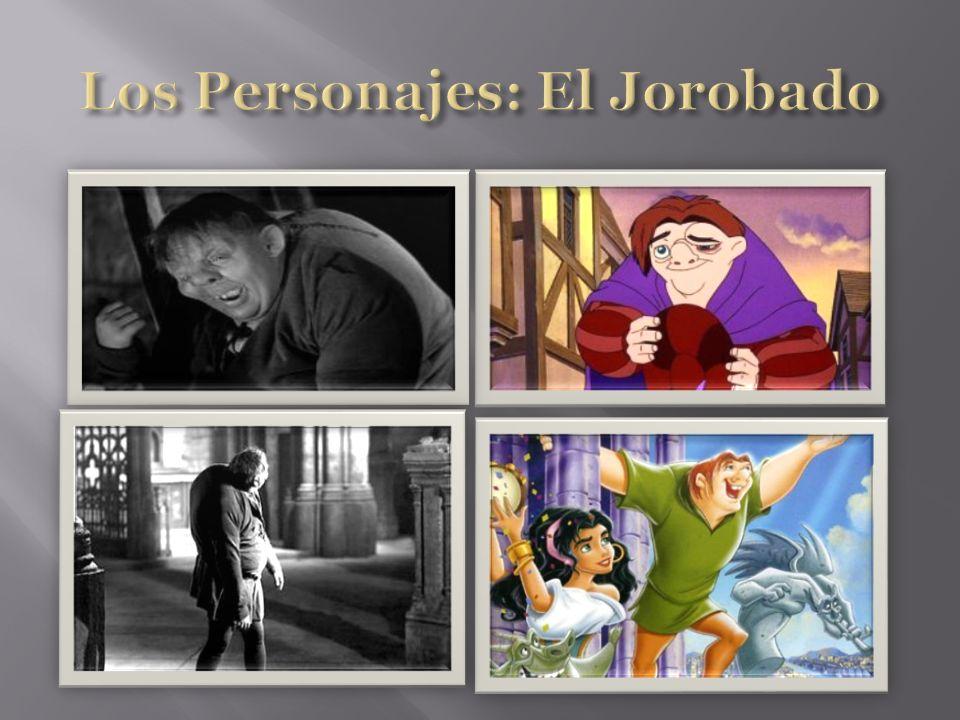 Los Personajes: El Jorobado