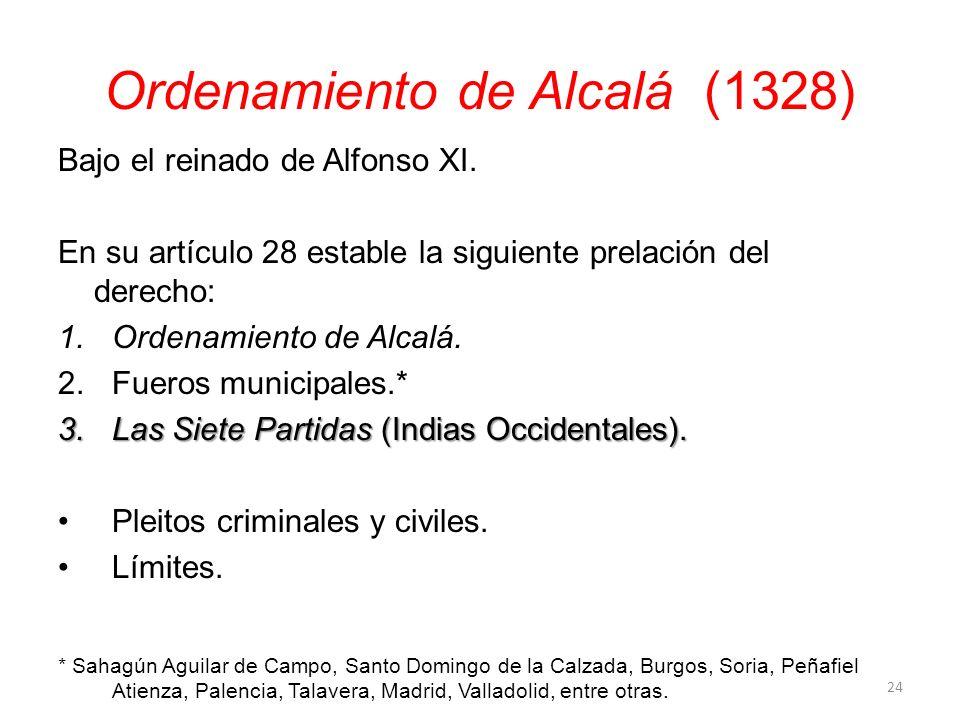 Ordenamiento de Alcalá (1328)