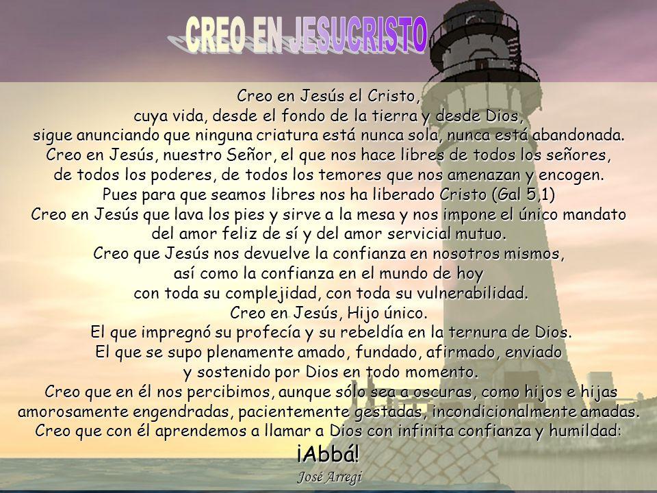 Pues para que seamos libres nos ha liberado Cristo (Gal 5,1)