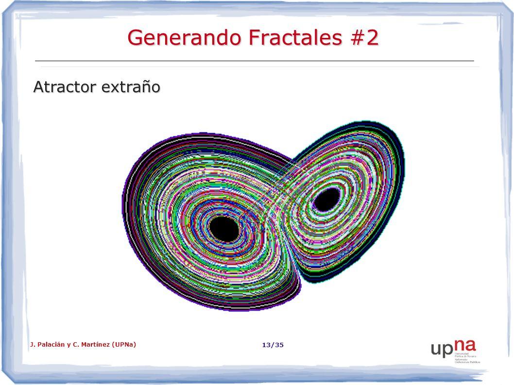 Generando Fractales #2 Atractor extraño