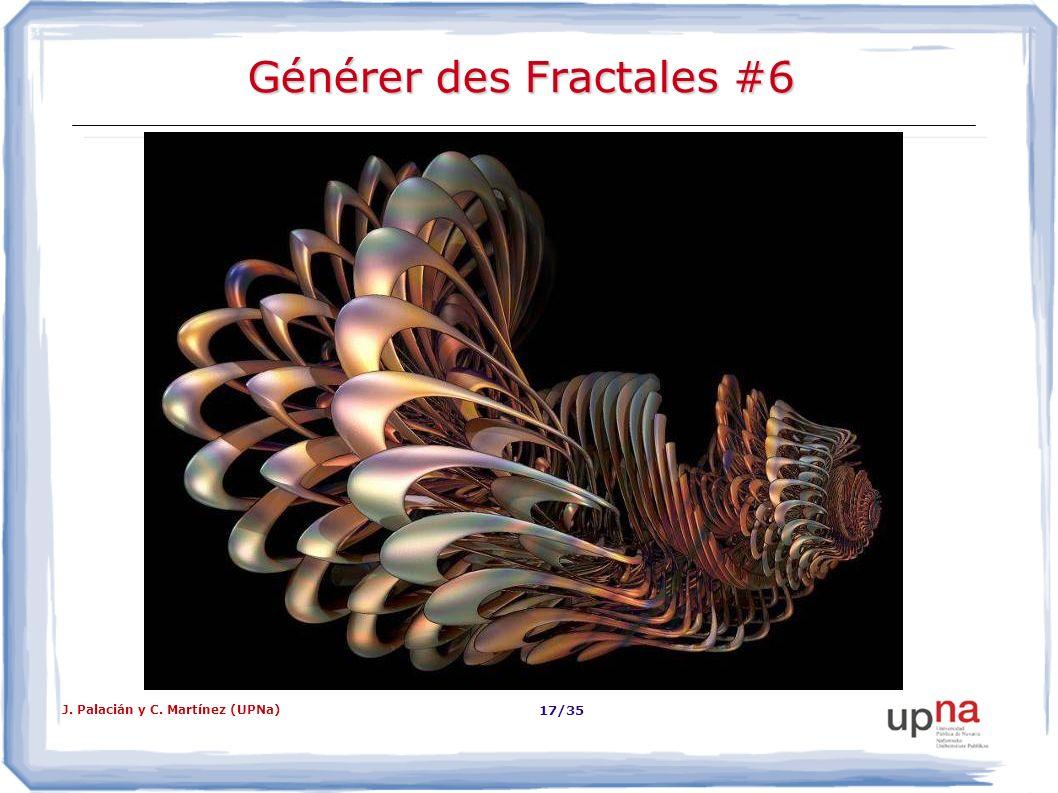 Générer des Fractales #6