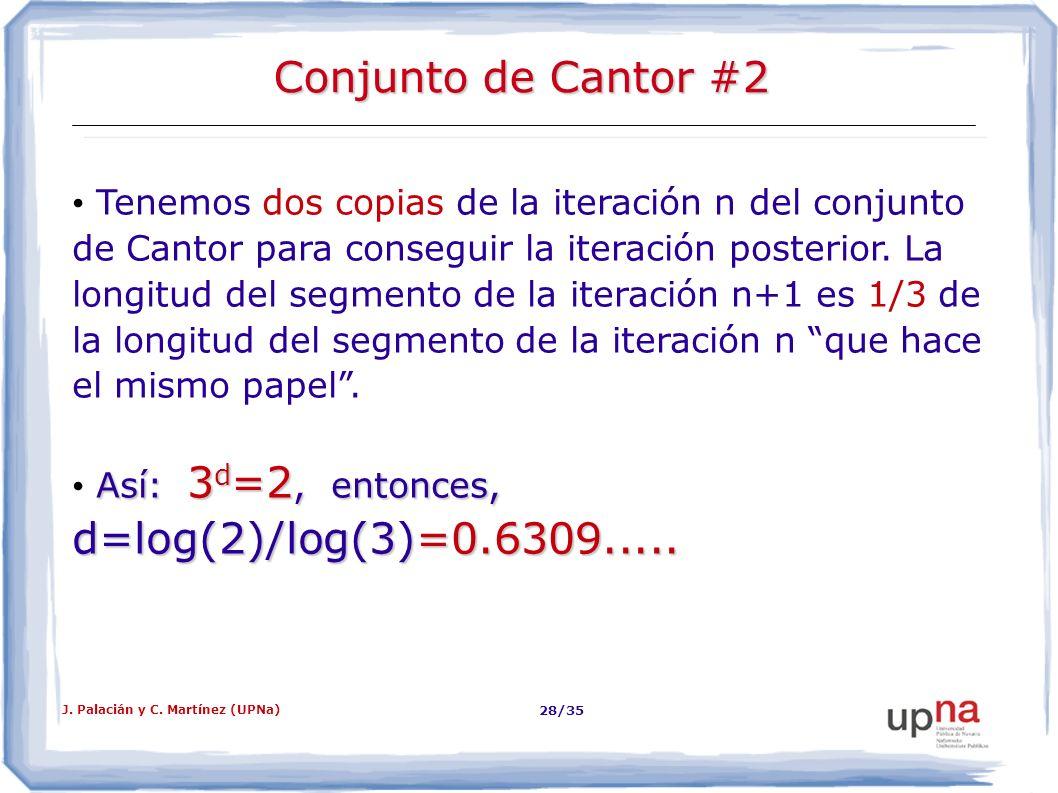 Conjunto de Cantor #2