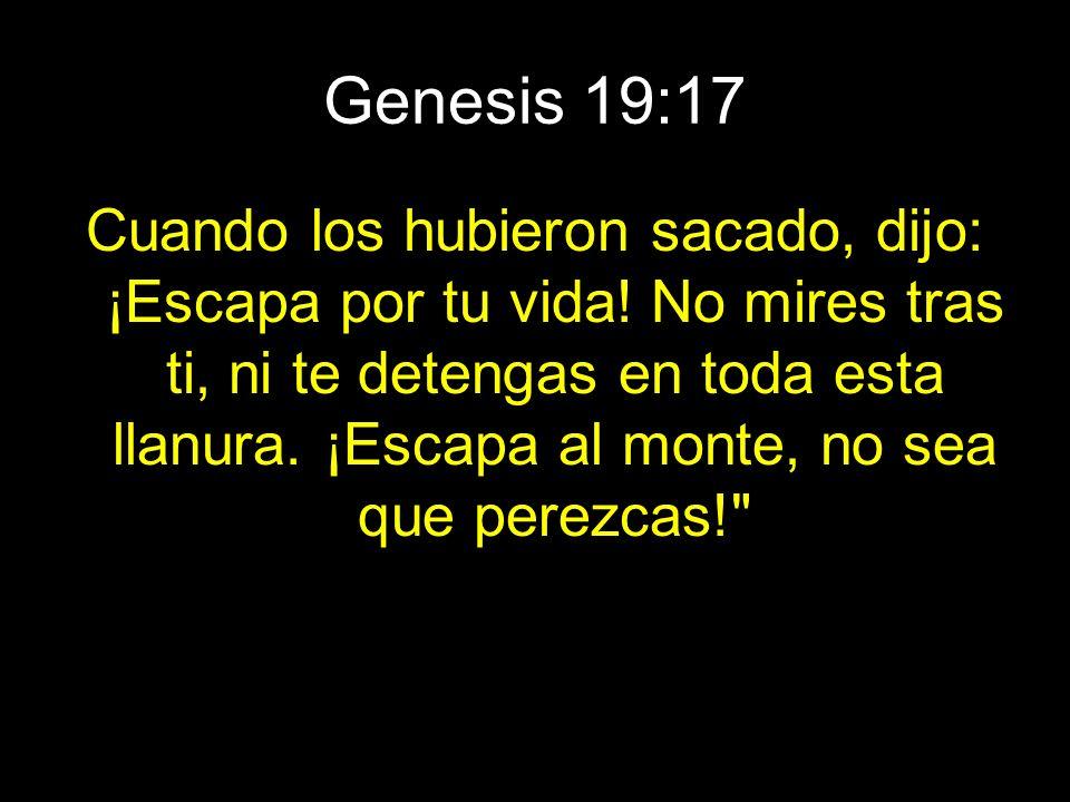 Genesis 19:17