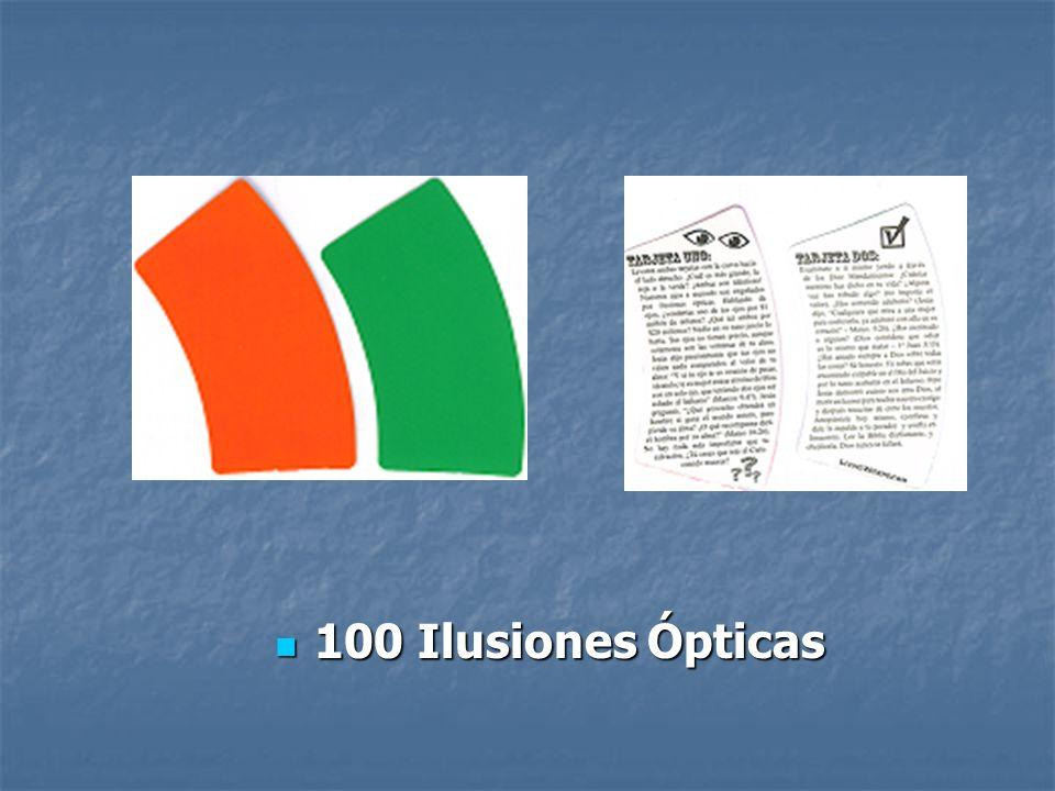 100 Ilusiones Ópticas