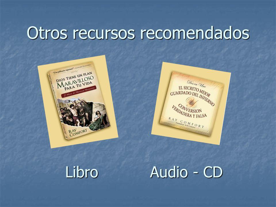 Otros recursos recomendados