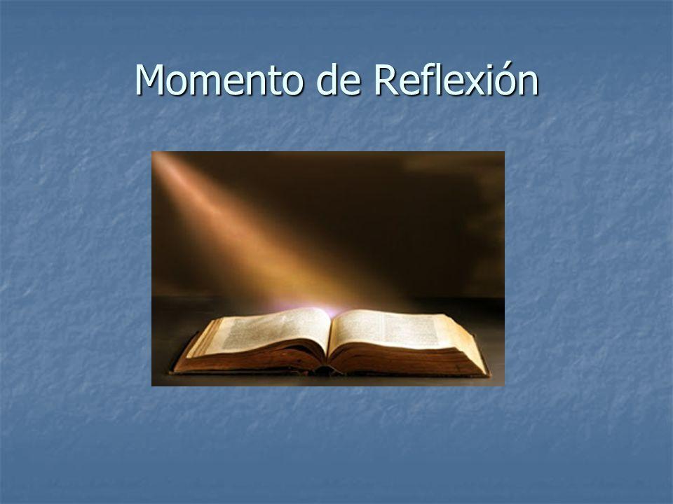 Momento de Reflexión