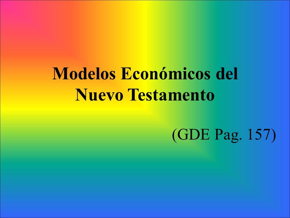 Modelos Económicos del