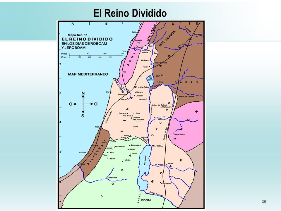 El Reino Dividido