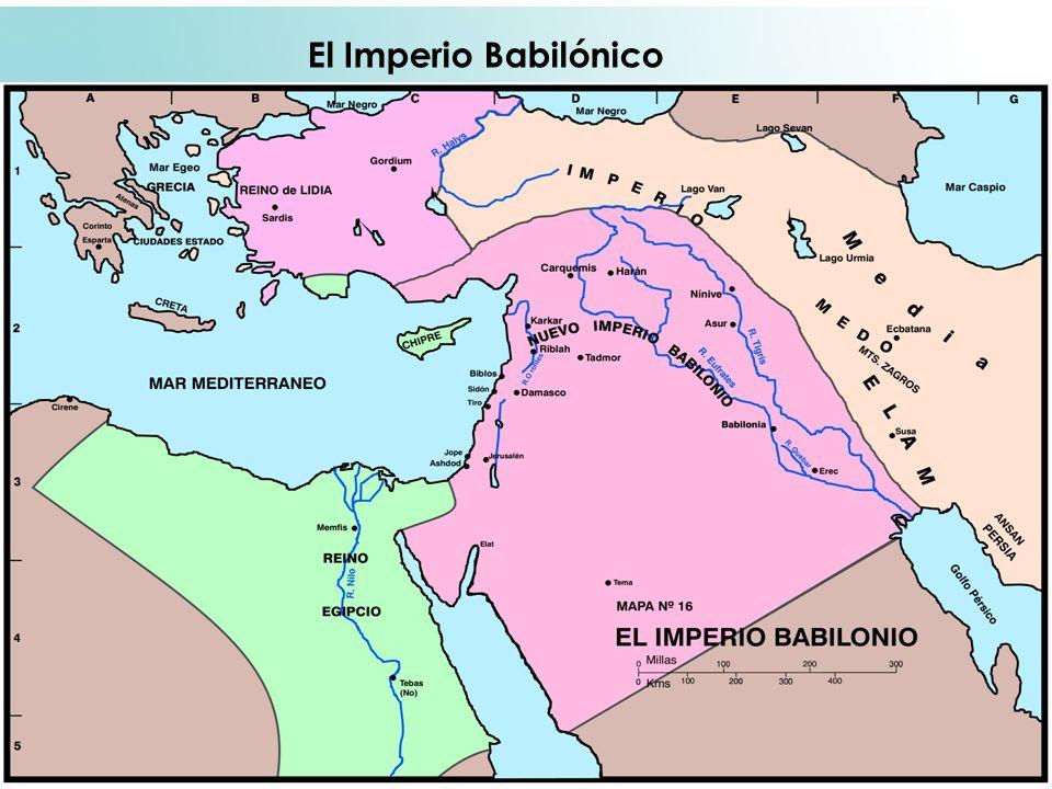 El Imperio Babilónico