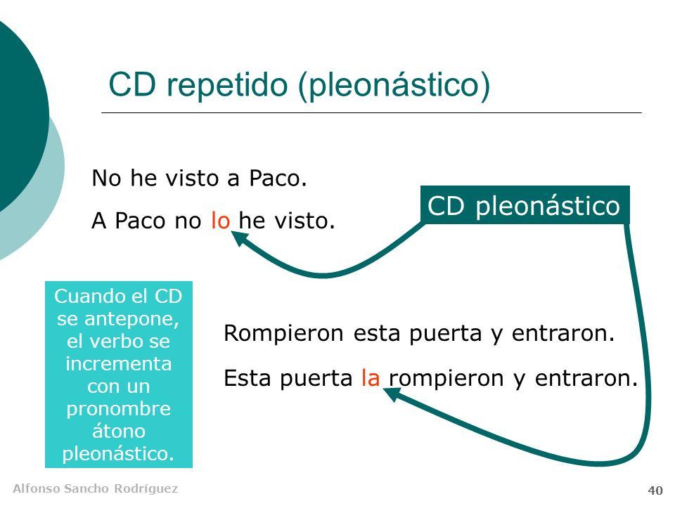 CD repetido (pleonástico)