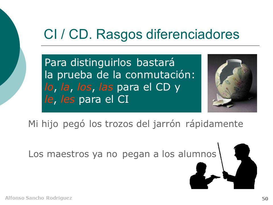 CI / CD. Rasgos diferenciadores
