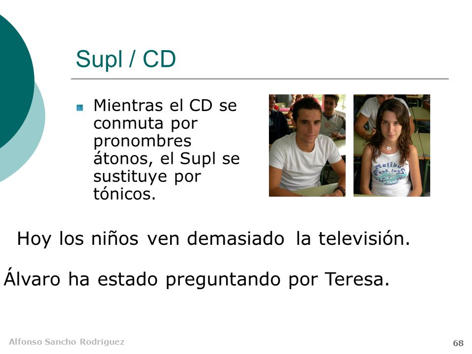 Supl / CD la Hoy los niños ven demasiado la televisión.