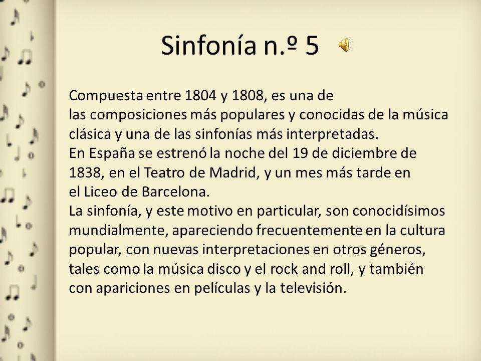 Sinfonía n.º 5