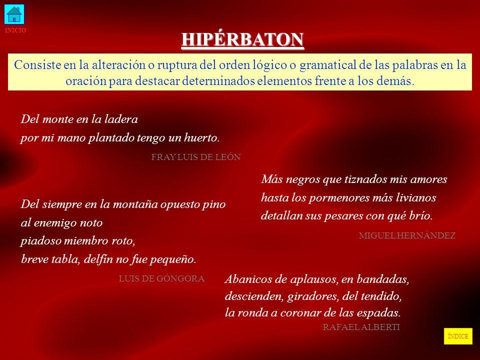 INICIO HIPÉRBATON.