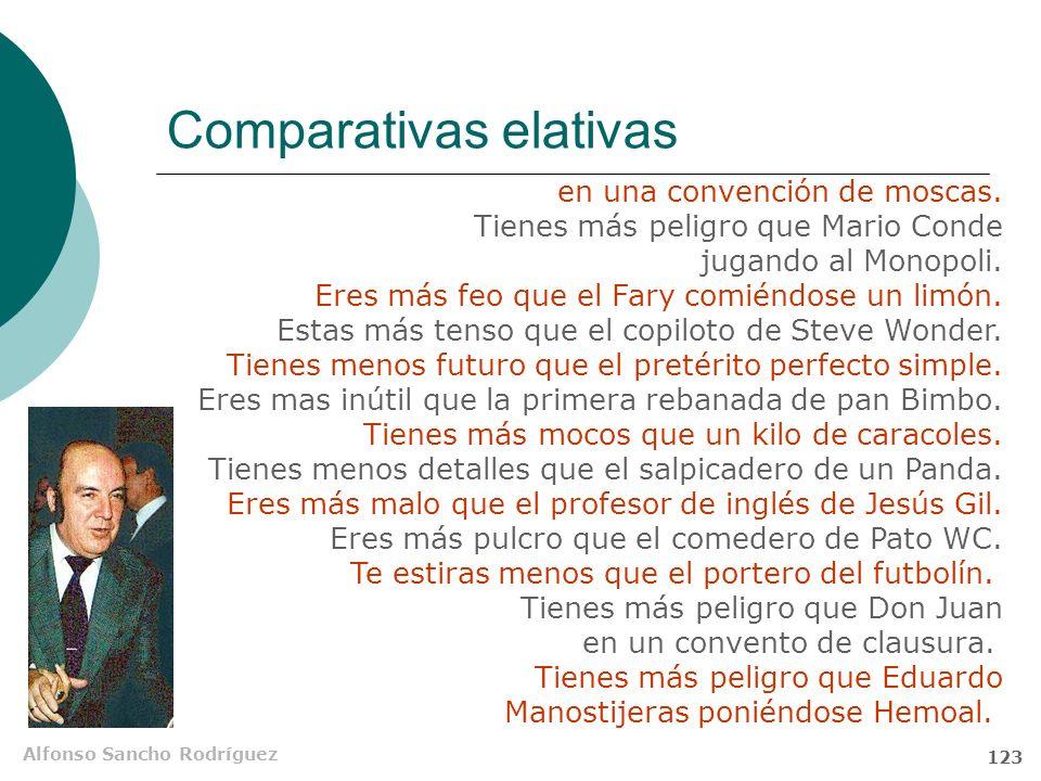 Comparativas elativas