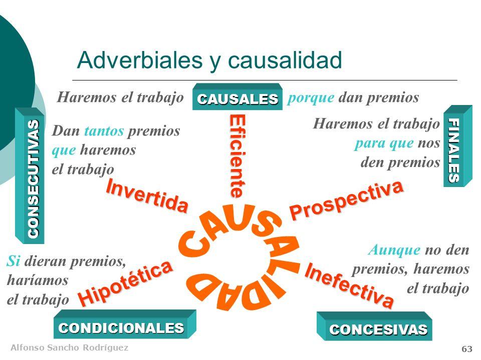 Adverbiales y causalidad