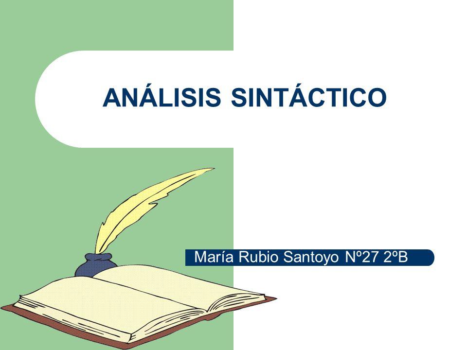 María Rubio Santoyo Nº27 2ºB