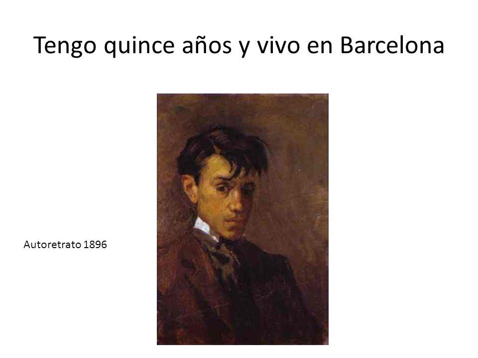 Tengo quince años y vivo en Barcelona