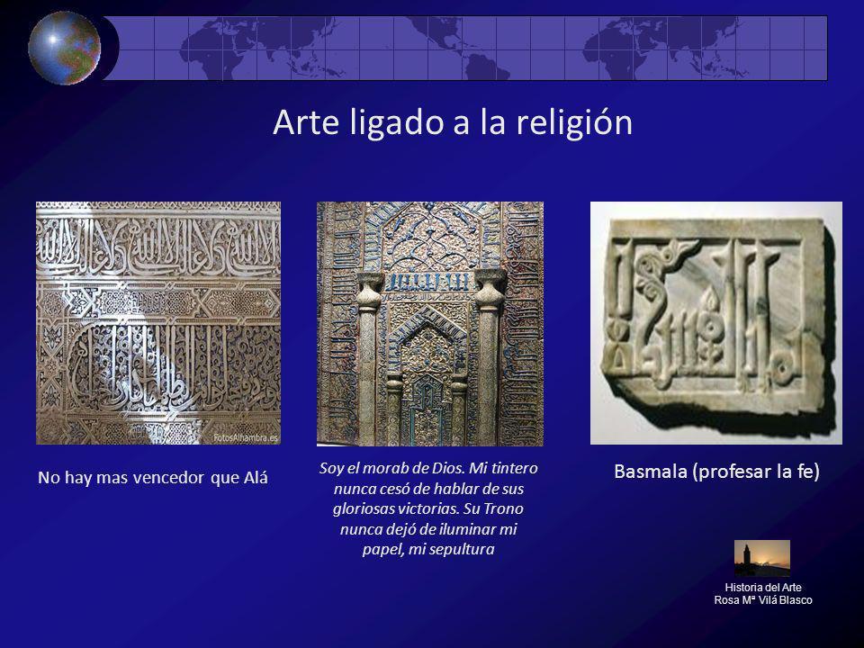 Arte ligado a la religión
