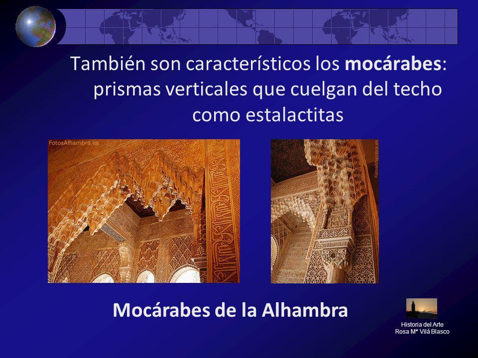 Mocárabes de la Alhambra