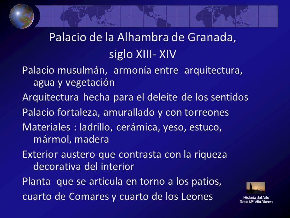 Palacio de la Alhambra de Granada,
