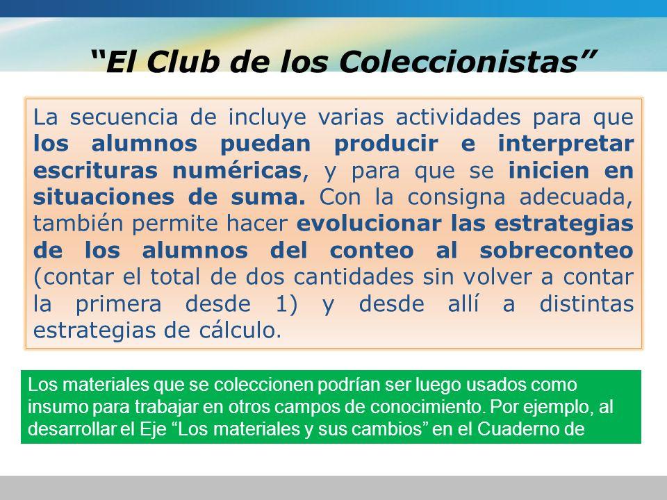 El Club de los Coleccionistas