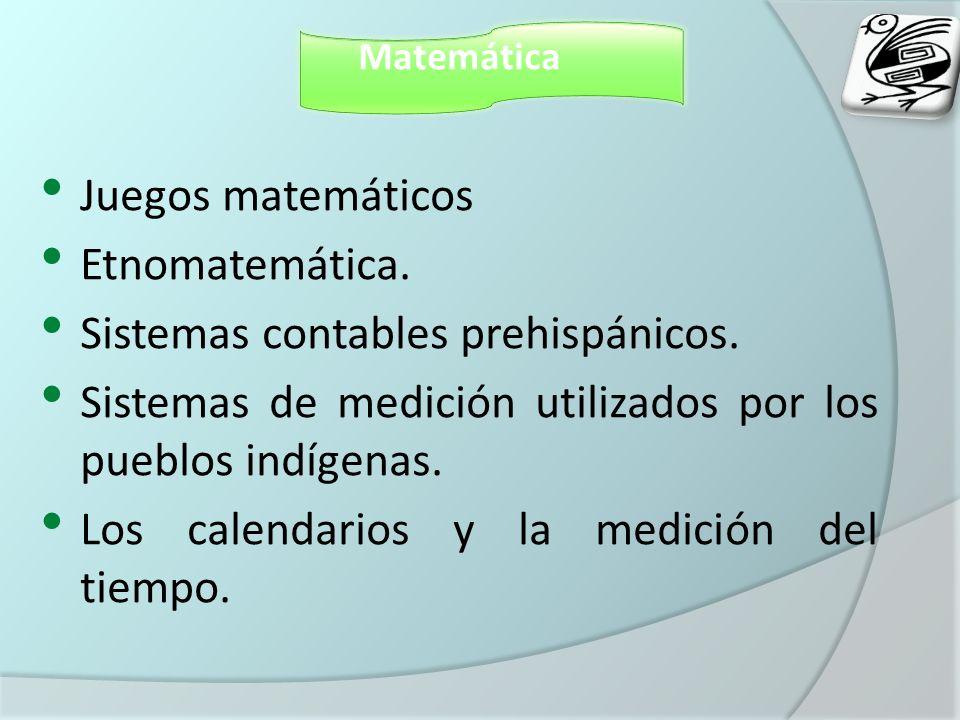 Sistemas contables prehispánicos.