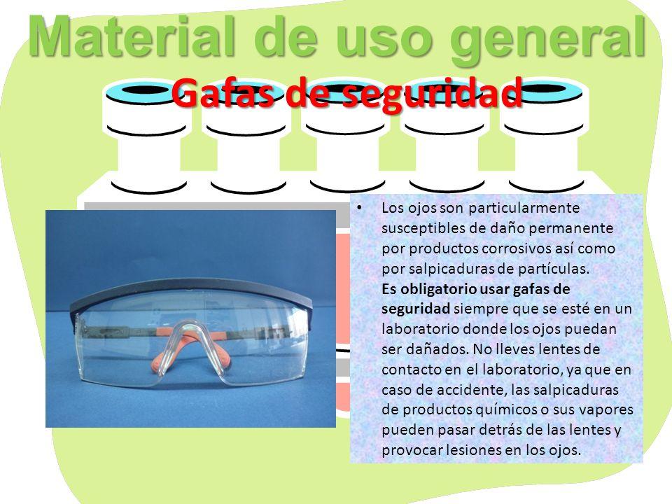 Material de uso general