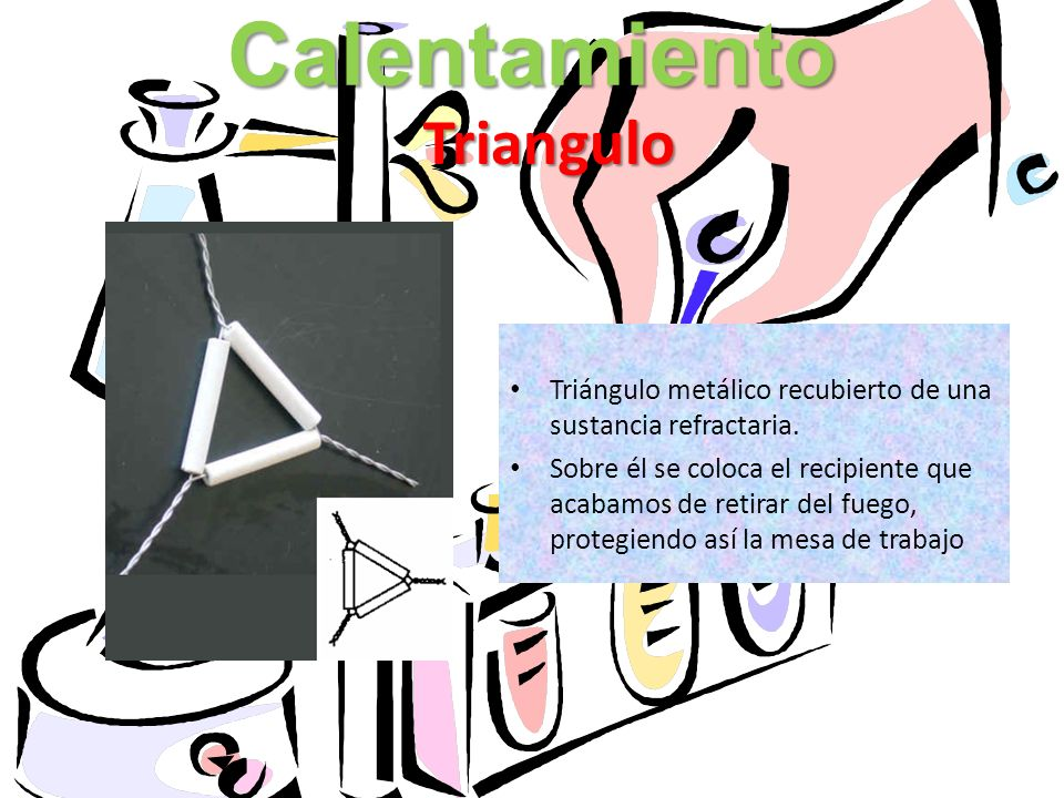 Calentamiento Triangulo