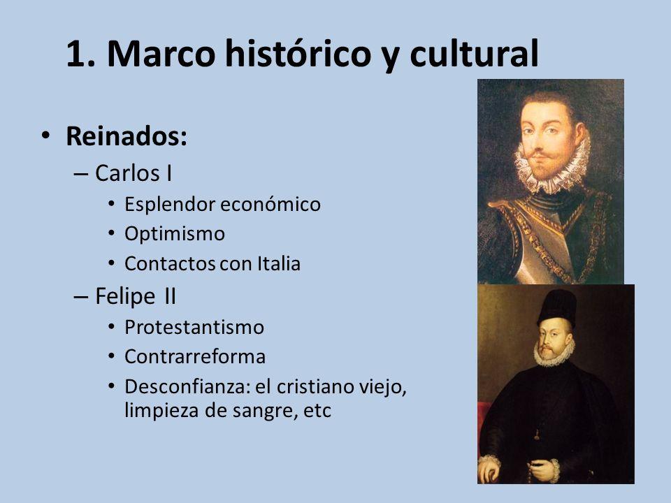 1. Marco histórico y cultural