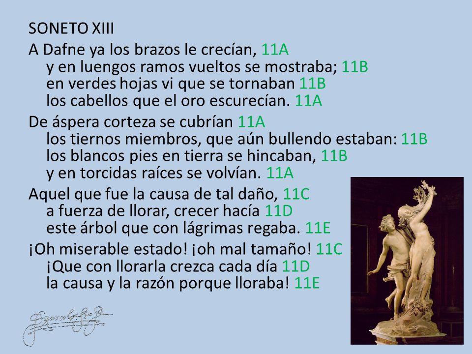 SONETO XIII