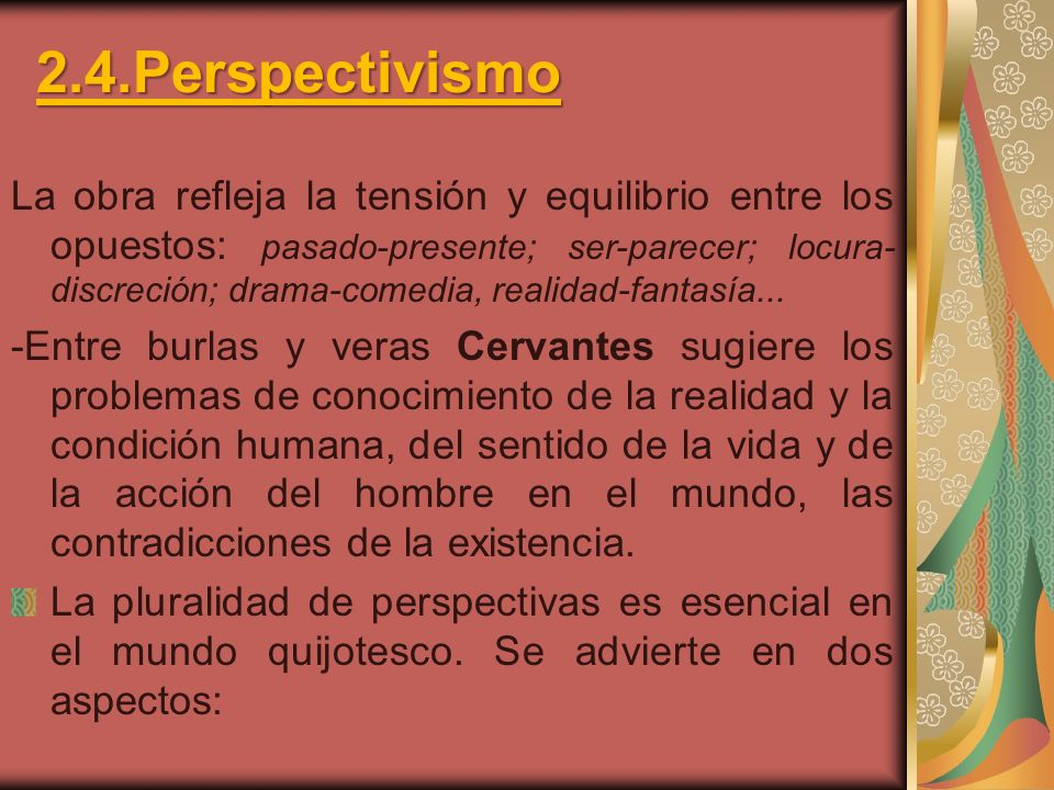 2.4.Perspectivismo