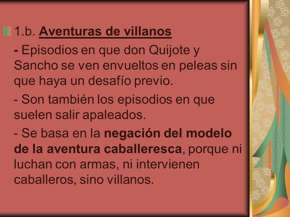 1.b. Aventuras de villanos
