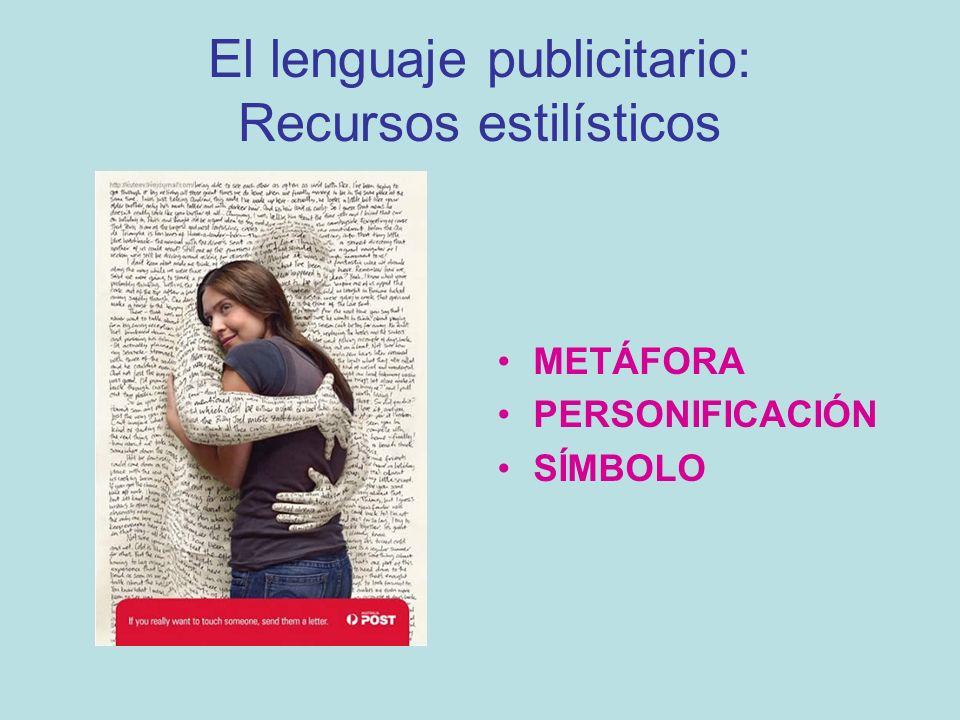 El lenguaje publicitario: Recursos estilísticos