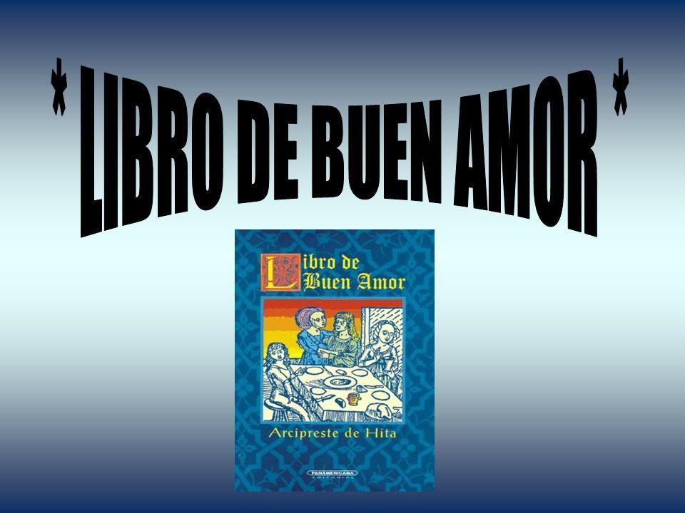 * LIBRO DE BUEN AMOR *