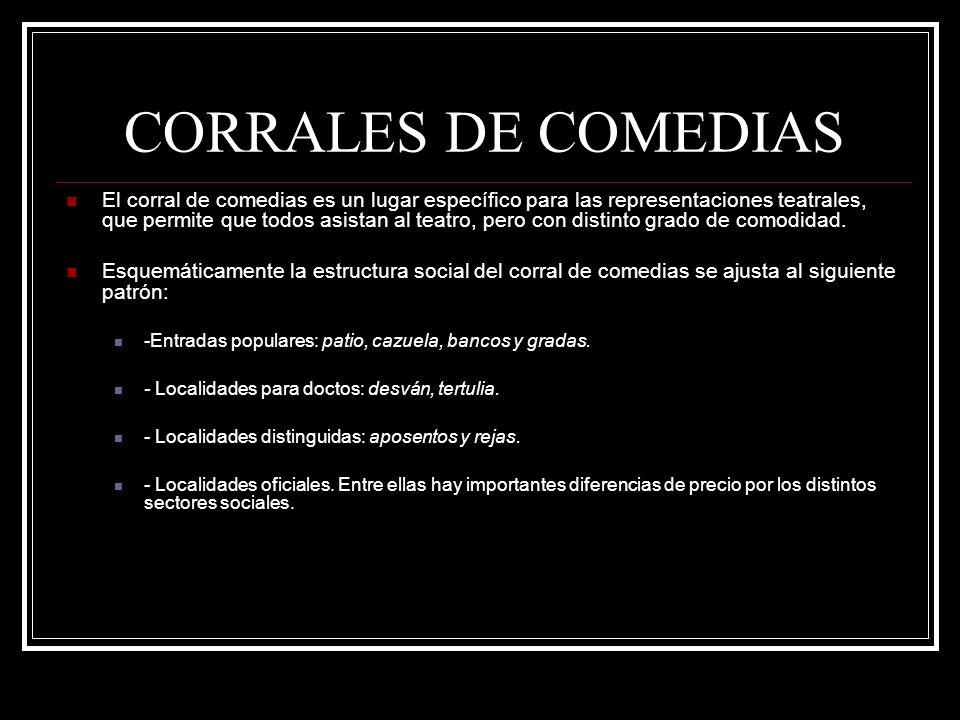 CORRALES DE COMEDIAS