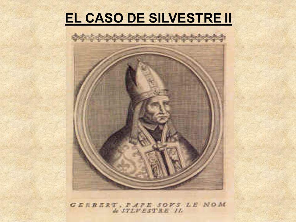 EL CASO DE SILVESTRE II