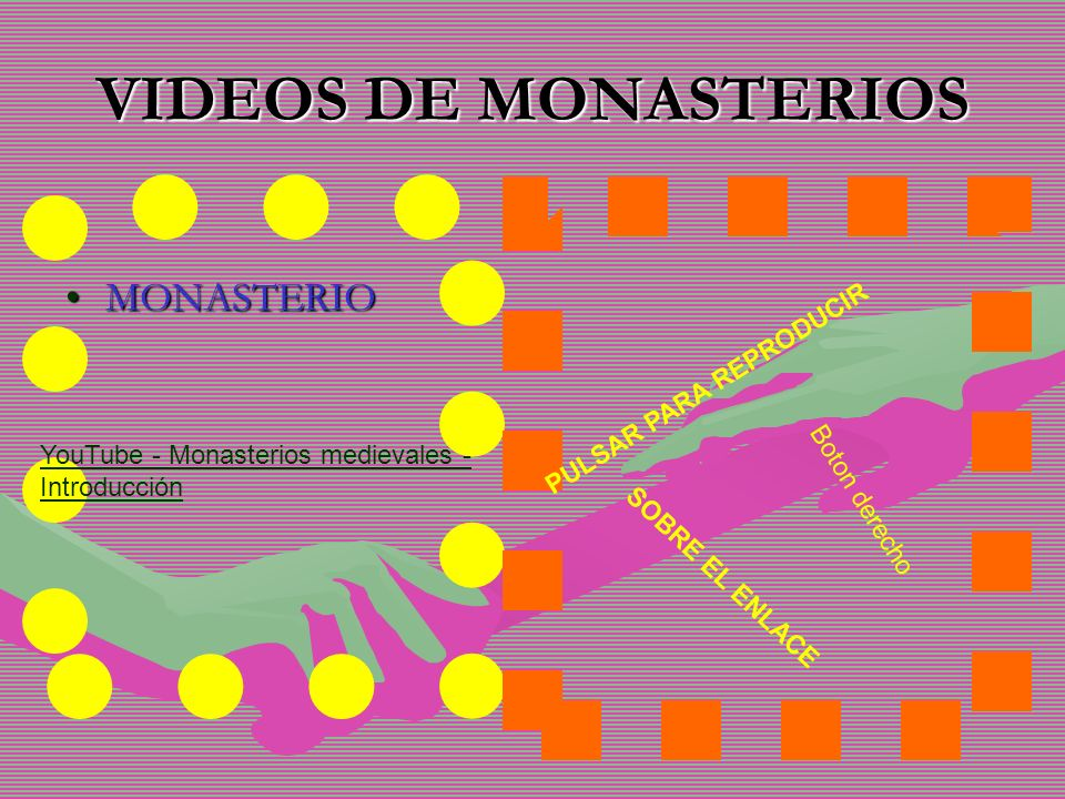 VIDEOS DE MONASTERIOS MONASTERIO PULSAR PARA REPRODUCIR