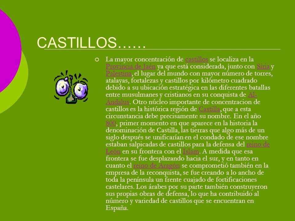 CASTILLOS……