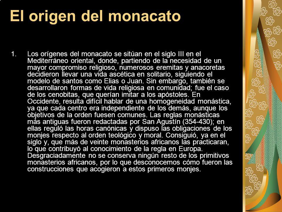 El origen del monacato