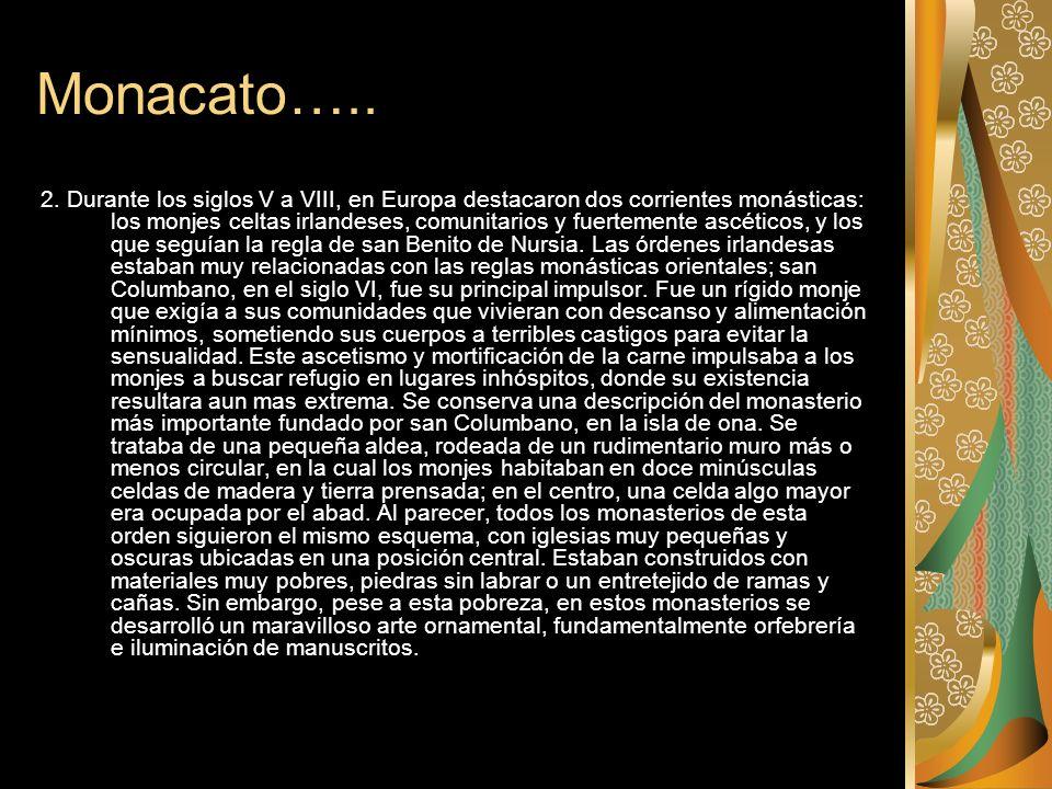Monacato…..