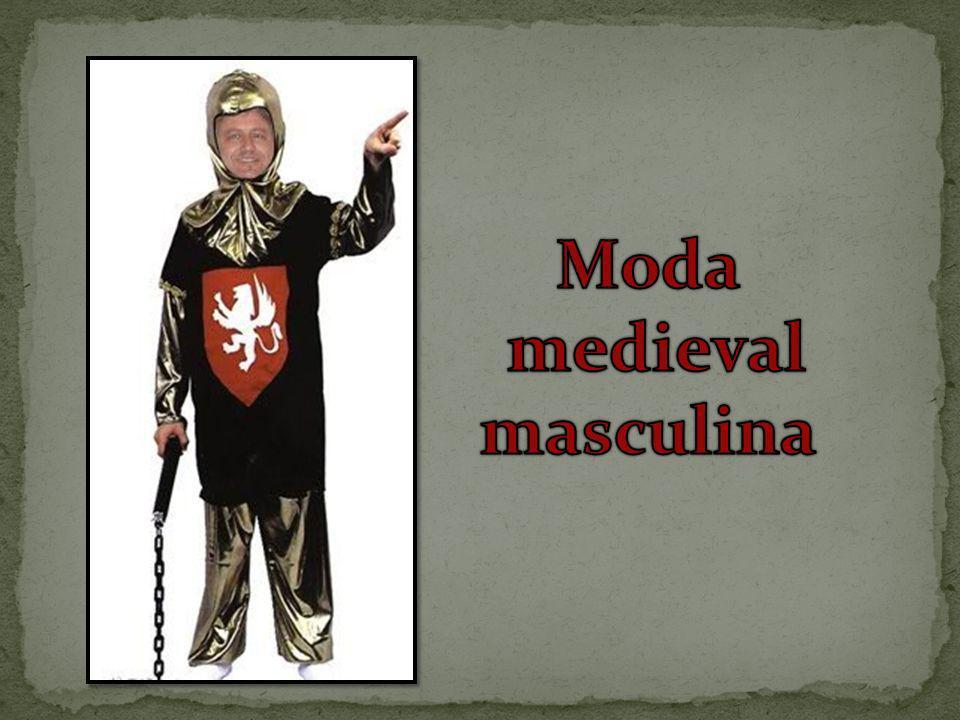 Moda medieval masculina