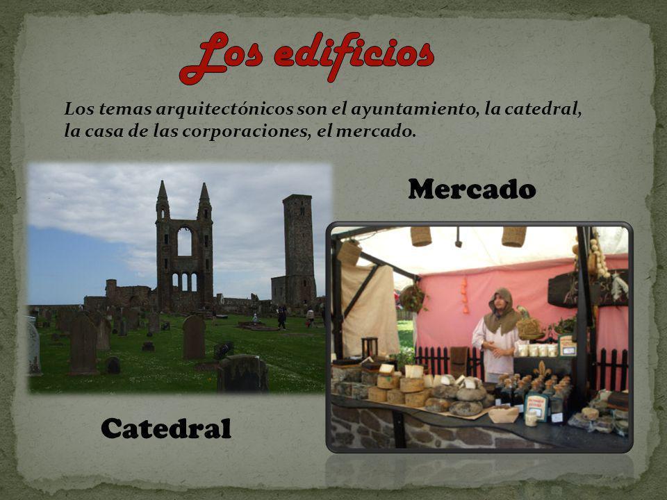 Los edificios Mercado Catedral