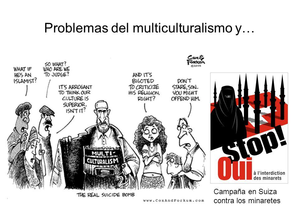 Problemas del multiculturalismo y…