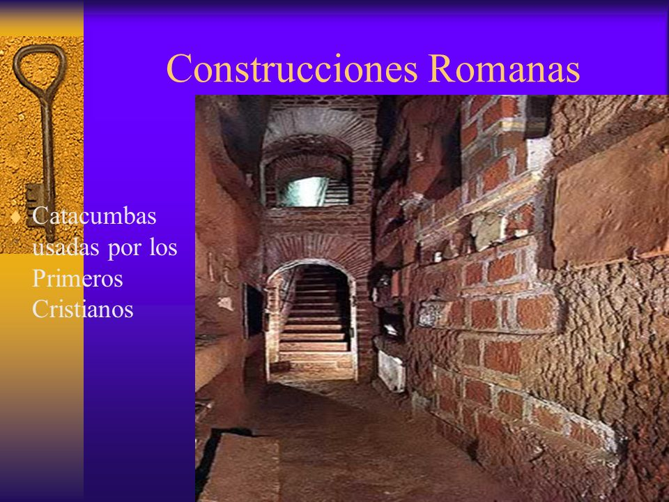 Construcciones Romanas
